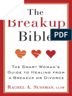 The Breakup Bible by Rachel Sussman - Excerpt