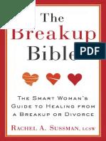 The Breakup Bible by Rachel Sussman - Excerpt