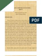 ITINERARIO O PEREGRINACIÓN DE EGERIA