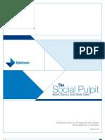 Social Pulpit