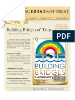Building Bridges of Trust