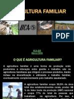 Agricultura Familiar - IICA
