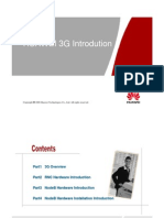 Huawei 3G Introduction