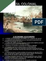 Brasil Colonial - Aula Impacto