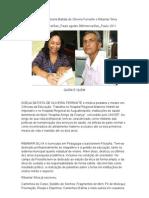 Cuidado a ética no começo da vida - Soelia Ferrante e Ribamar Silva