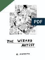The wizard artist