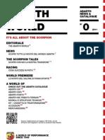 Abarth World News & Catalog 0º (ITA)