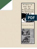 [Go Igo Baduk Weiqi] [Esp] Pernia, Horacio a - Historia Del Go en Argentina