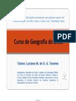 Apostila Innovare - Geografia Do Brasil