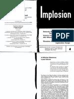 Implosion - Heft 004 - (1962) Schauberger - Biotechnische Schriftenreihe