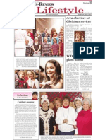 Vilas County News-Review, Dec. 21, 2011 - SECTION B