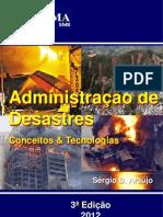 Livro Administração de Desastres 2012 edição III