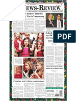 Vilas County News-Review, Dec. 21, 2011 - SECTION A