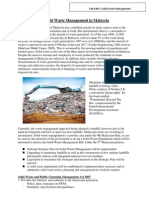 Solid Waste Management in Malaysia-Complete