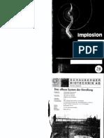 Implosion - Heft 028 - (1967) Schauberger - Biotechnische Schriftenreihe