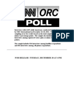 CNN Pres Poll 12/20