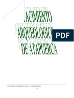 Yacmiento Arqueologico de Atapuerca