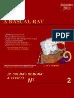 A Rascal Rat Nº 2 - diciembre 2011