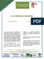 U.K. EMPIEZA A MOVERSE - THE U.K. STARTS MOVING (Spanish) - E.B. MUGITZEN HASI DA (Espainieraz)