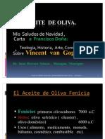 Historia Del Aceite Olivo , Interrogantes Sobre La Fe de Van Gogh