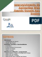 Apresentação_GoogleAppEngine