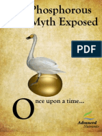 The Phosphorous Myth Exposed