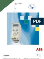 ABB; Component Drives, ACS150