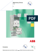 ABB; General Machinery Drives, ACS350