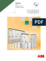 ABB; Industrial Drives, ACS800