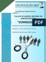 Downsizing Mono