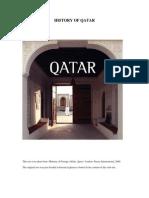 Complete History of Qatar