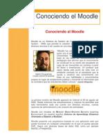 Manual Conociendo Moodle