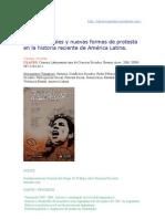 2.-Sujetos Sociales y Nuevas Formas de Protesta