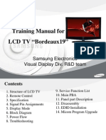 Samsung Bordeaux-19 Lcd-tv Training-manual [ET]