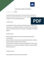 Admin is Trac Ion de Cuentas Por Cobrar e Inventarios