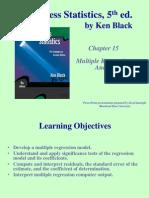 Ken Black QA ch15