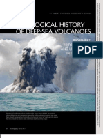 The Geological History of Deep-sea Volcanoes