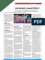 Bases Concurso Mejor Periodista Infantil y Juvenil 2011/2012 Prensa-Escuela