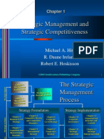 Hoskisson and HITT Strategic management  All Chapters PPT