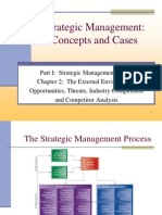 Strategic management Ch 02