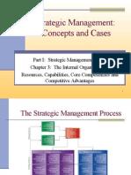 Strategic management Ch 03
