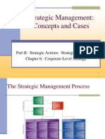 Strategic management Ch 6