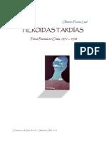 HEROIDAS TARDÍAS - Trece Poemas en Crisis, 1971 - 1978