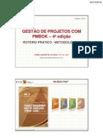 FTC - SimSIS - 2010 - Gestão de Projetos com PMBOK 4a Ed - site
