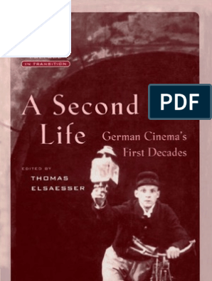 A Second Life German Cinemas First Decades Cinema Of Germany Movie Theater