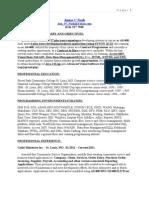 James Nash Resume 11-08-2011 RTF[1]