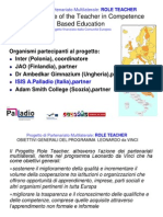 PPT Italian summary of project meetings