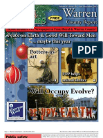 The Late Decemberr, 2011 edition of Warren County Report