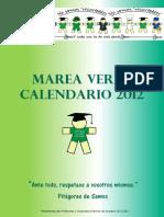 Calendario_2012 Plataforma de Profesores y Maestros Interinos de Madrid