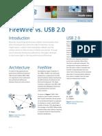 Firewire Usb Technote